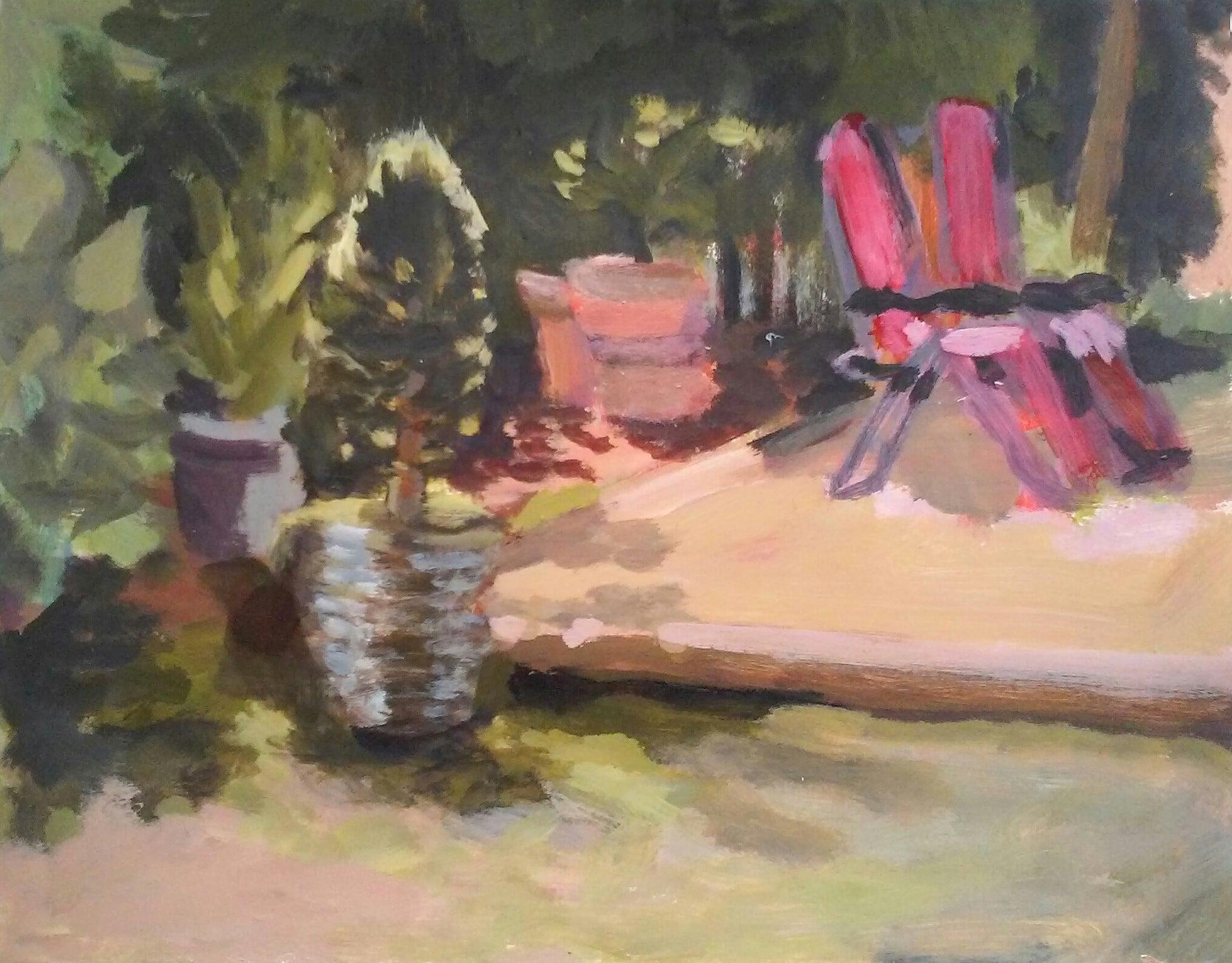 Leslie Philpott Artist