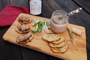 Adam Schulze Chicken Liver Mousse Recipe (2)